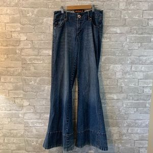 Dollhouse Juniors 9 Super Flare Jean